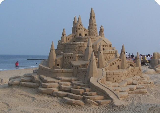 Virginia Beach Sandcastle Compeion The Best Beaches In World